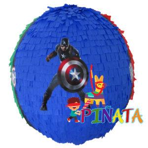 Піньята Капітан Америка