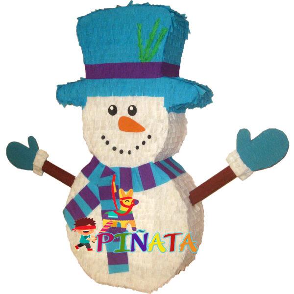 Піньята Різдвяний сніговик