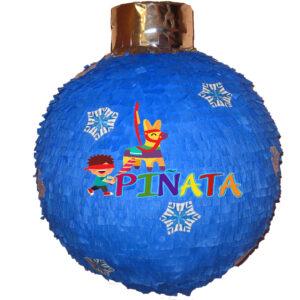 Піньята Новорічна кулька