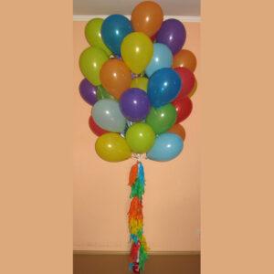 Гелієві кульки Івано-Франківськ