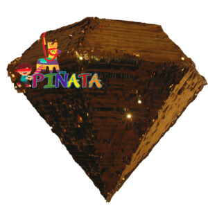 Піньята Діамант Gold